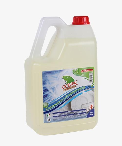 produse de curățenie marca LINEA OCEAN 6